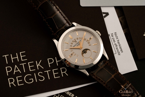 Review đồng hồ Patek Philippe Grand Complications 5496P