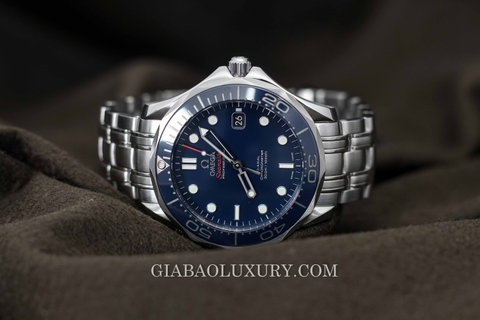 Review đồng hồ Omega Seamaster Diver 300M Co-Axial 41mm
