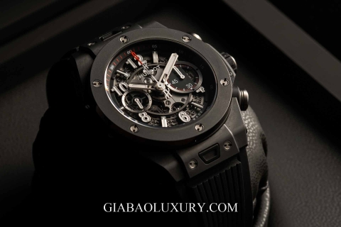 Review đồng hồ Hublot Big Bang UNICO Black Magic
