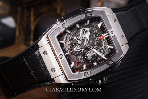 Review đồng hồ Hublot Spirit Of Big Bang Titanium