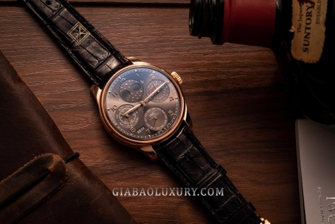 Review đồng hồ IWC Portugieser Perpetual Calendar