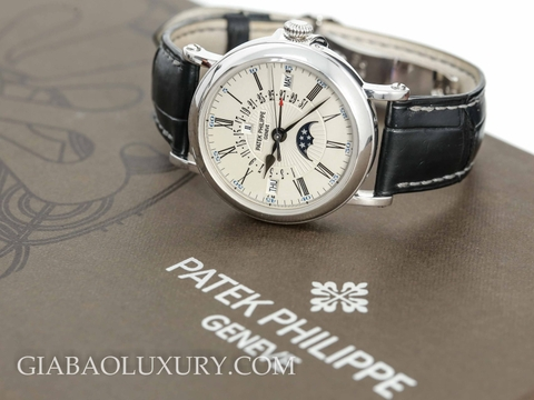 Review đồng hồ Patek Philippe Grand Complications 5159G-001