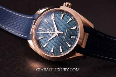 Review đồng hồ Omega Seamaster Aqua Terra 150M Co-Axial Master Chronometer 41mm