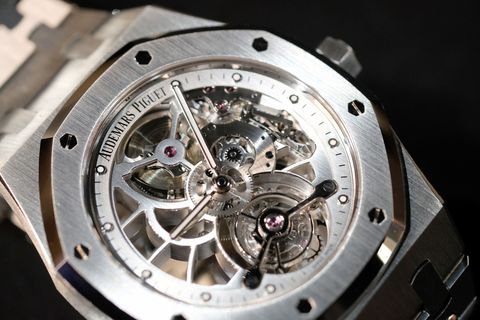 Review đồng hồ Audemars Piguet Royal Oak Tourbillon Extra-Thin Openworked