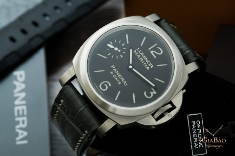 Review đồng hồ Panerai Luminor Marina 8 Days 44mm