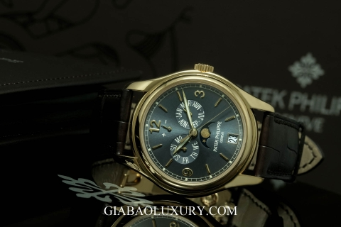 Review đồng hồ Patek Philippe Complications 5146J