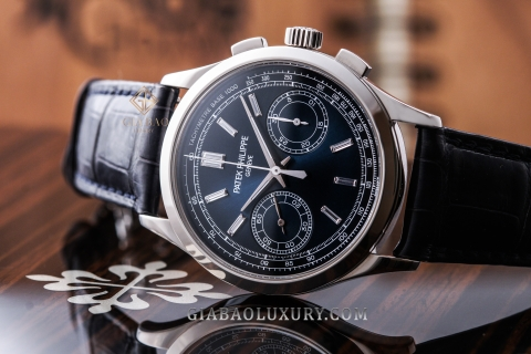 Review đồng hồ Patek Philippe Complications 5170P