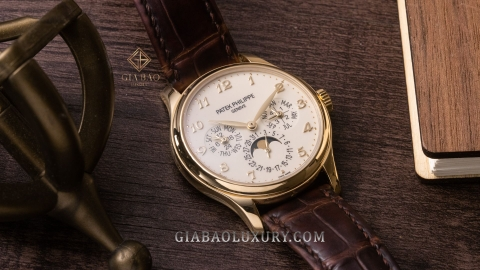 Review đồng hồ Patek Philippe Grand Complications ref. 5327J