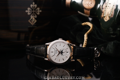 Review đồng hồ Patek Philippe Complications 5396G