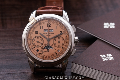 Review đồng hồ Patek Philippe Grand Complications 5270P