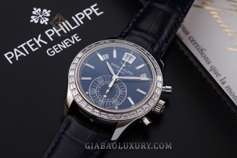 Review đồng hồ Patek Philippe Complications 5961P