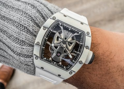 Siêu phẩm Richard Mille RM 52-06 Tourbillon Mask