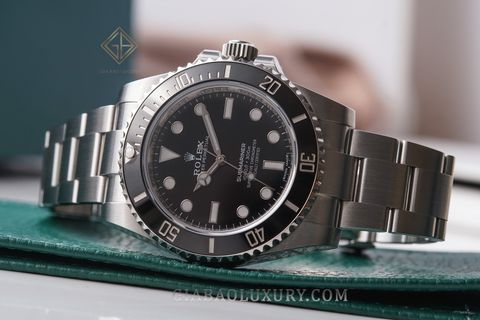 Review đồng hồ Rolex Submariner 114060