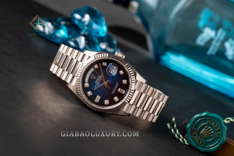 Review đồng hồ Rolex Day-Date 36 128239