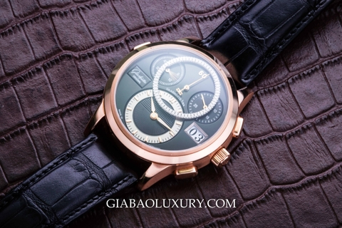 Review đồng hồ Glashutte Original PanoMatic Chrono