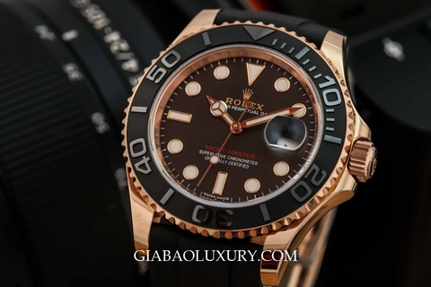 Review đồng hồ Rolex Yach-Master 116655