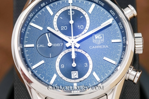 Review đồng hồ TAG Heuer Carrera Caliber 1887 Chronograph
