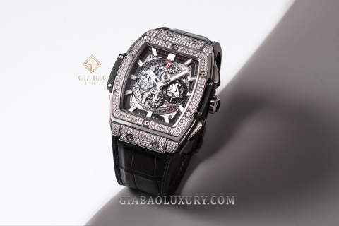 Review Đồng Hồ Hublot Spirit Of Big Bang 45mm 601.NX.0173.LR.1704