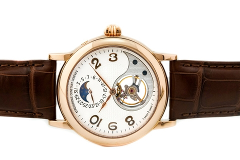 Đồng Hồ Frederique Constant Heart Beat Manufacture Moonphase Date