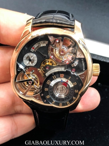 Đồng Hồ Greubel Forsey Invention Piece 2 Quadruple Tourbillon