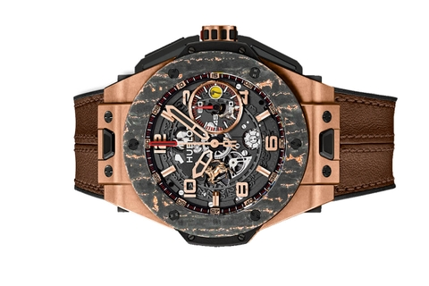 Đồng Hồ Hublot Big Bang Ferrari King Gold Carbon 45mm 401.OJ.0123.VR