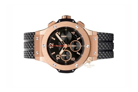Đồng Hồ Hublot Big Bang King Gold  Chronograph Diamonds 41mm  341.px.130.rx.114