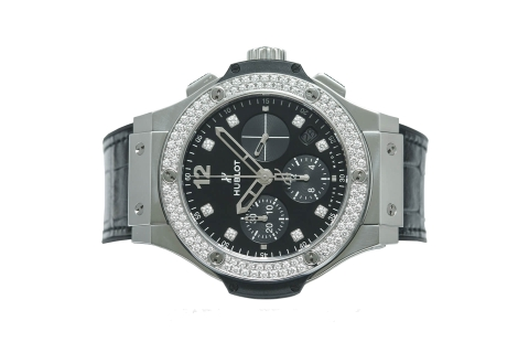 Đồng Hồ Hublot Big Bang Shiny Steel 41mm 341.SX.1270.VR.1104