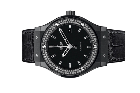 Đồng Hồ Hublot Classic Fusion Black Magic Diamonds 42mm 542.cm.1170.lr.1104