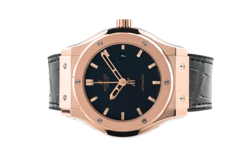 Đồng Hồ Hublot Classic Fusion King Gold 42mm 542.OX.1180.LR