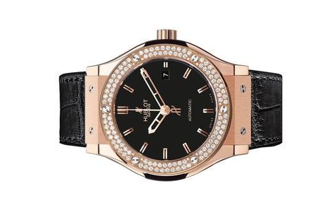 Đồng Hồ Hublot Classic Fusion King Gold Diamonds 42mm 542.ox.1180.lr.1104