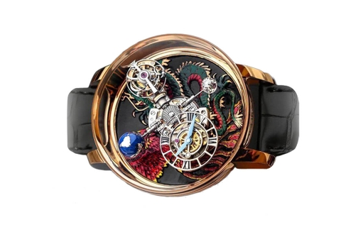 Đồng Hồ Jacob & Co Astronomia Dragon & Phoenix AT100.40.AC.UG.B