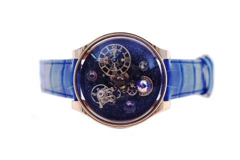 Đồng Hồ Jacob & Co Astronomia Solar Jewellery Planet AS300.40.AS.AK.A