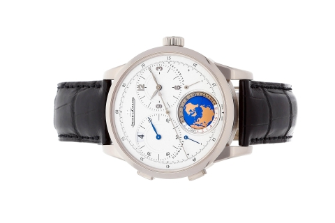 Đồng Hồ Jaeger-LeCoultre Duometre Unique Travel Time Q606352J