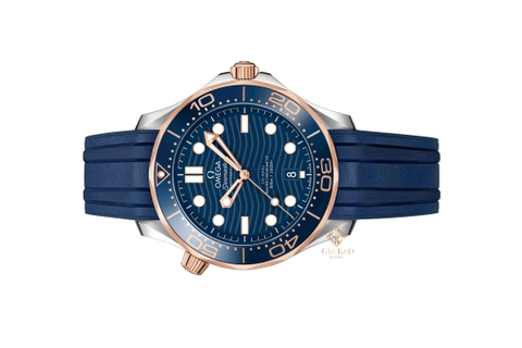 Đồng Hồ Omega Seamaster Diver 300M Co-Axial Master Chronometer 42mm 210.22.42.20.03.002