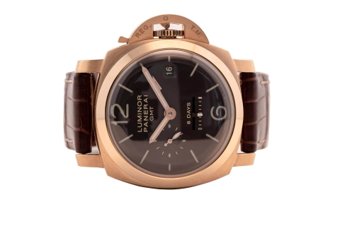 Đồng Hồ Panerai Luminor 1950 8-Day GMT PAM00289