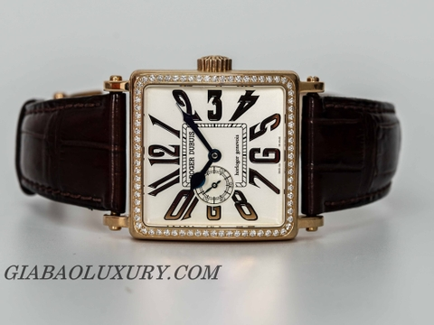 Đồng Hồ Roger Dubuis Golden Square Nature Diamond