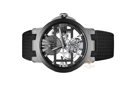 Đồng hồ Ulysse Nardin Executive Skeleton Tourbillon 1713-139