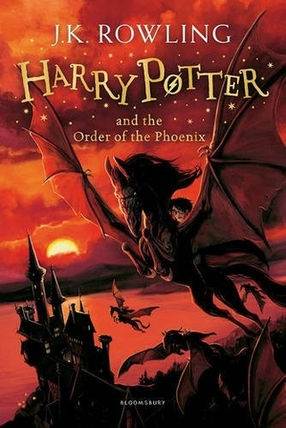 Harry Potter and the Order of the Phoenix (2015)