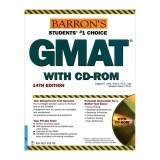 Barrons GMAT 14th Edition (Kèm CD)