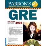 Barrons Gre 17th Edition (Kèm CD)