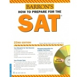 Barrons SAT - 23RD Edition (Kèm 1 CD)