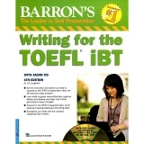 Barrons Writing For The Toefl IBT 4th (Không CD)
