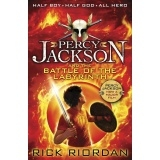 Percy Jacson And The Battle Of Labbyrintrh (Paperback) - Rick Riordan