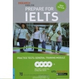Prepare For Ielts General Training ModuleTests (Kèm CD) - Khổ Lớn