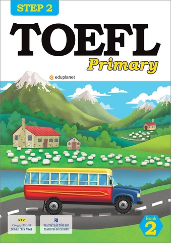TOEFL Primary Book 2 Step 2