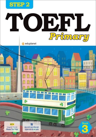 TOEFL Primary Step 2 Book 3