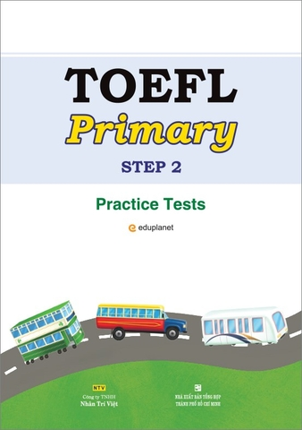 TOEFL Primary Step 2 - Practice Test (Kèm CD)