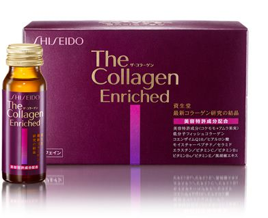 The Collagen Enriched Nhật Bản