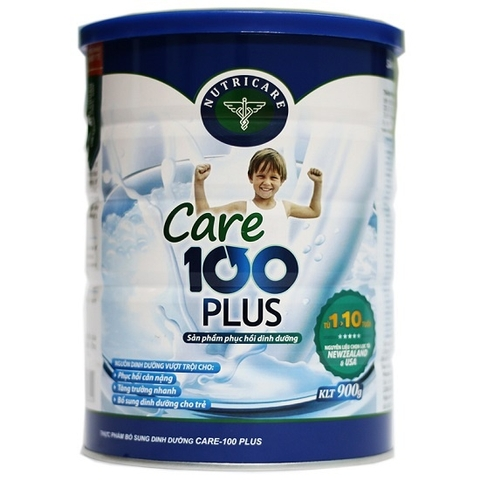 Sữa Care 100 plus - 900g
