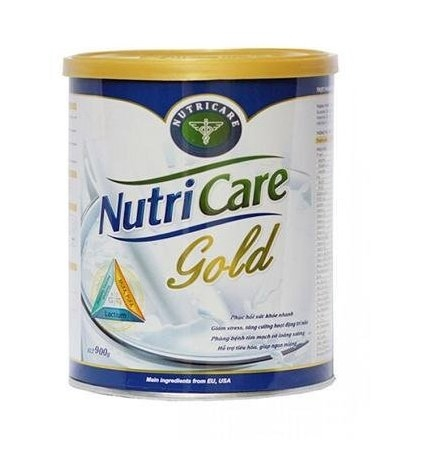 Sữa Nuti care gold - 900g